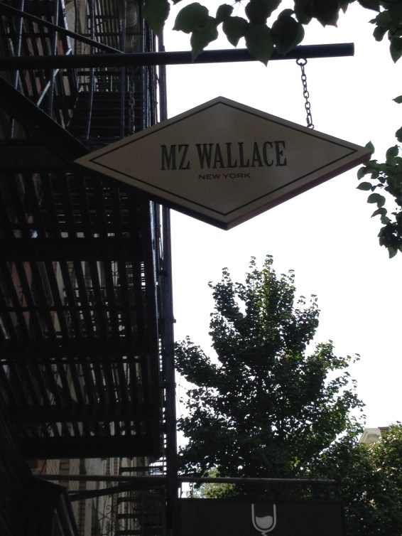MZ Wallace great bags, Soho, NYC, BloggerBashNYC
