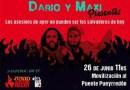 26 de Junio | Dario y Maxi: Marcha y audiencia