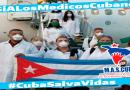 Campaña #CubaSalvaVidas #SiAlosMedicosCubanos