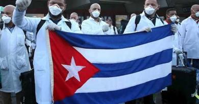 Pueblo de EE.UU. recibiría apoyo de Cuba si se levantara el bloqueo