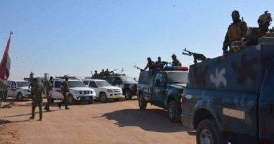 Irak – El Hashid al Shaabi destruye células del Daesh en la frontera con Siria