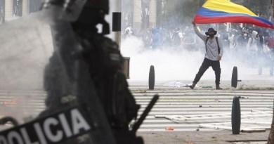 Colombia, la represión que no cesa desde 1928
