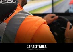Servicios de Emergencia entrenan conducción simulada en La Rioja