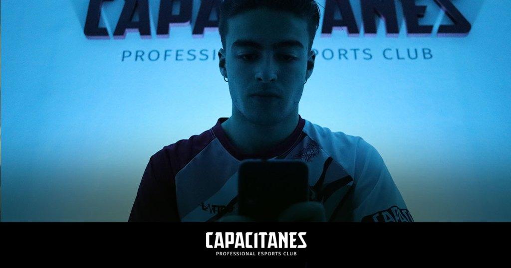 Capacitanes se inicia en los Esports para móviles