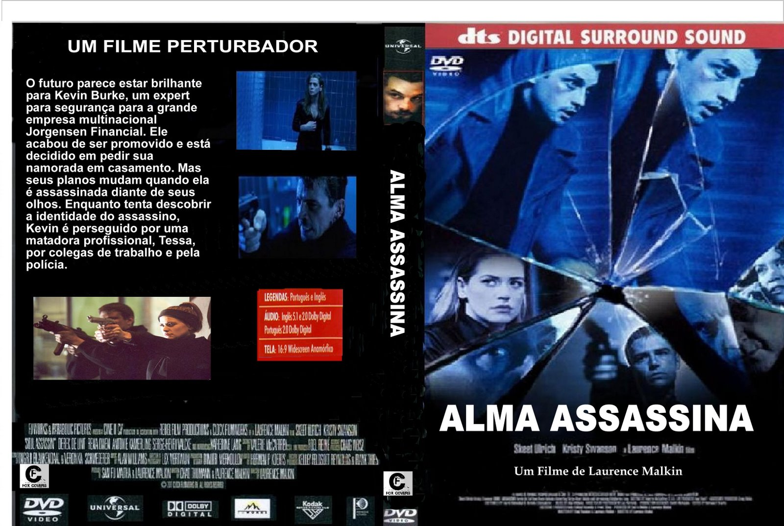 Poster do filme Alma Assassina
