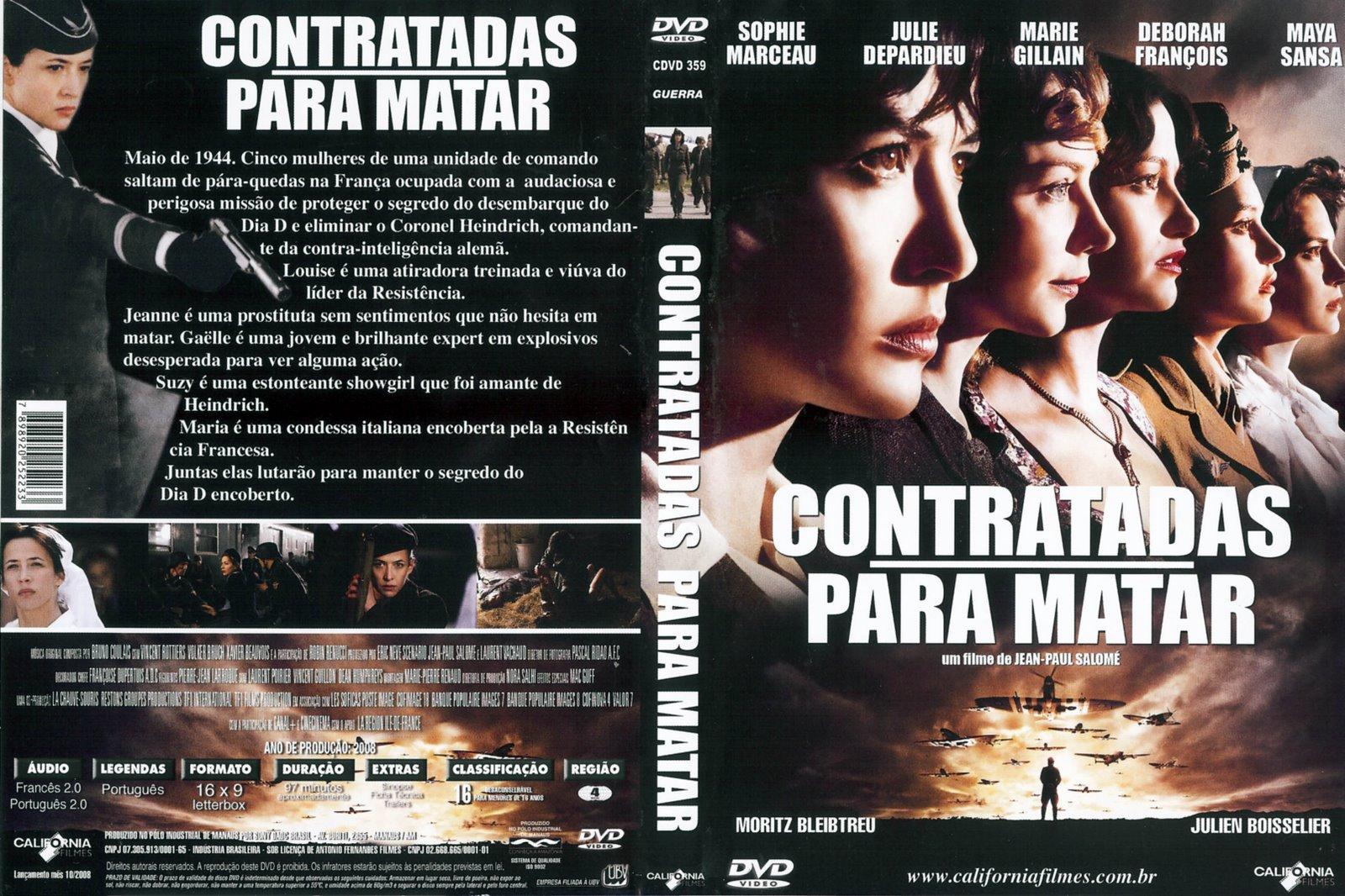 Poster do filme Contratadas para Matar