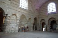 Thermes de Cluny, frigidarium