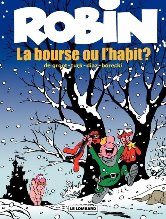 Robin Dubois La bourse ou l'habit
