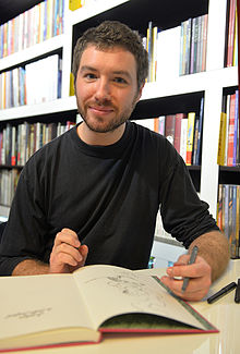 Mathieu Burniat