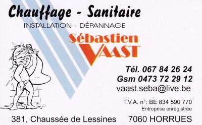 Sebastien Vaast