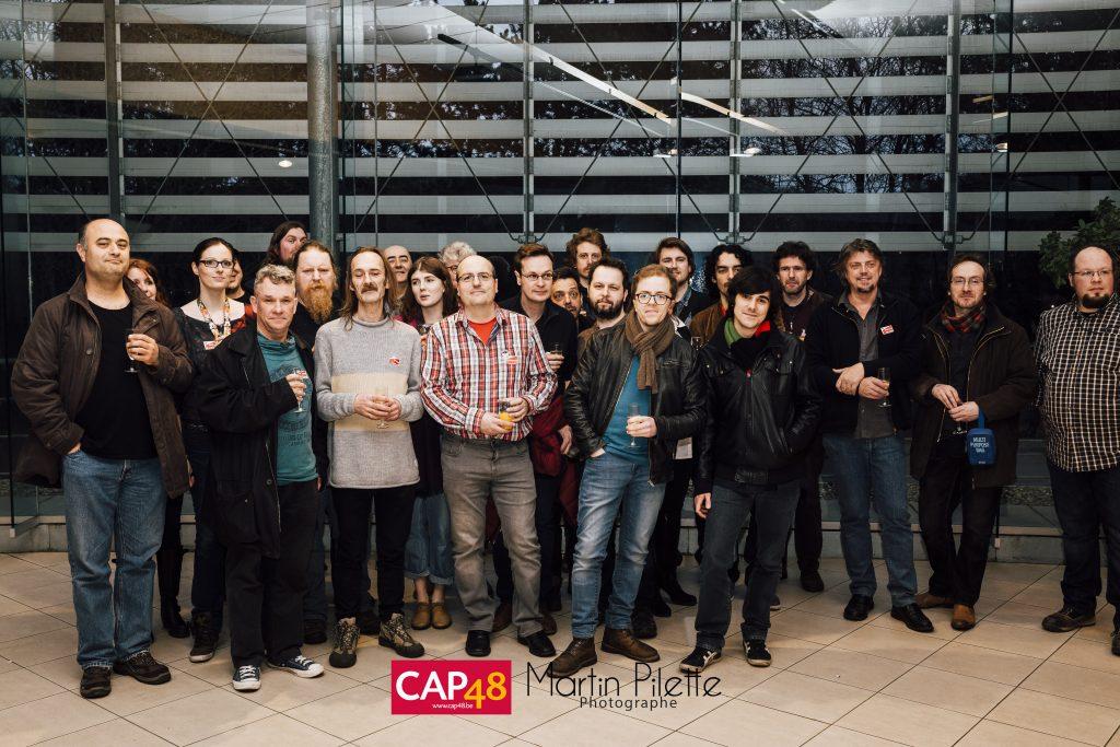Auteurs de CAP Bulles 2017