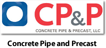 Concrete Pipe and Precast WordPress Logo.fw