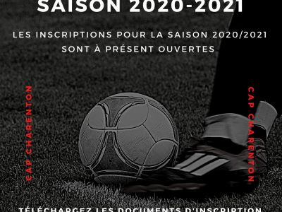 Inscriptions 20-21