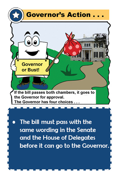 how a bill becomes a law elementary