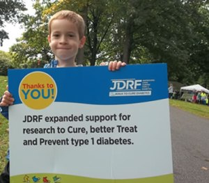 Nicholas would like you to join us this year for a walk that makes a difference!