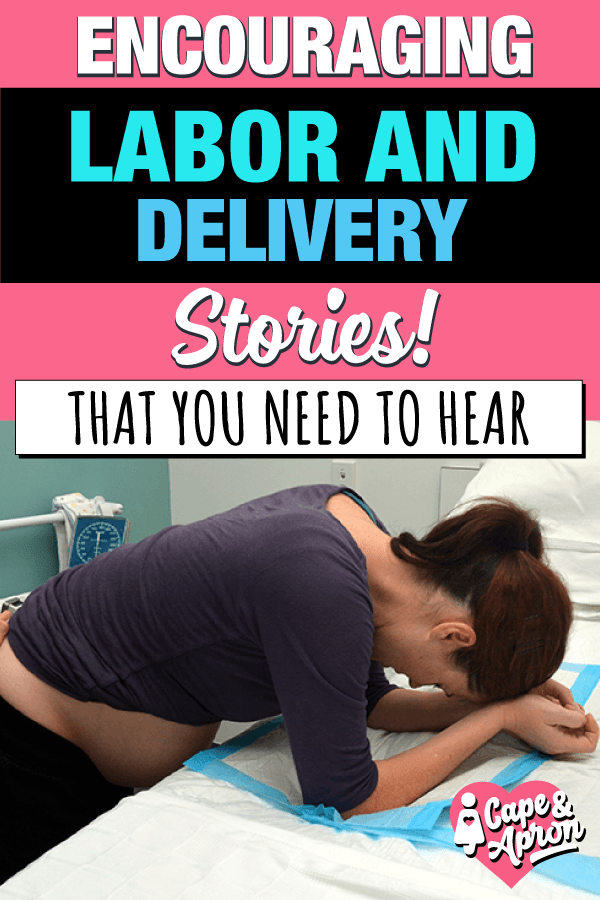 First-Time Labor And Delivery Stories