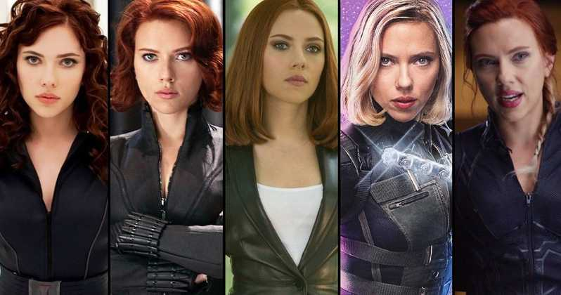 Black Widow quiz