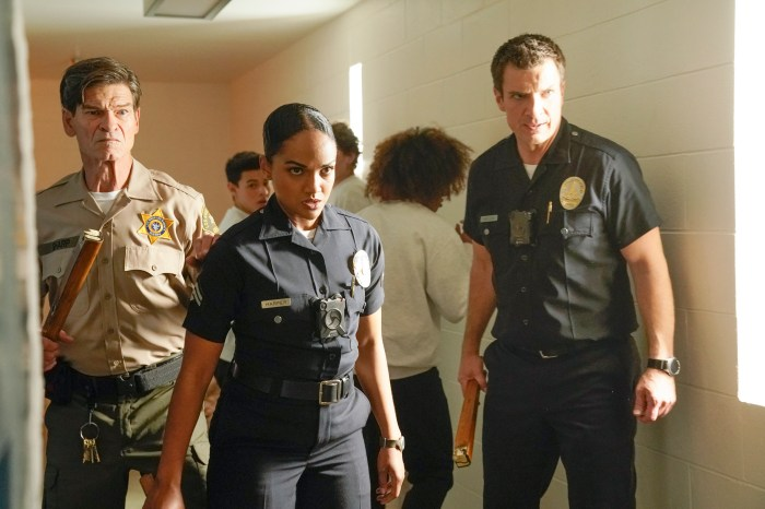 The Rookie 2x18 Review