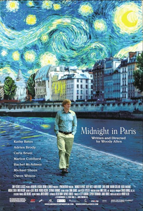 'Midnight In Paris' runs August 5-18.