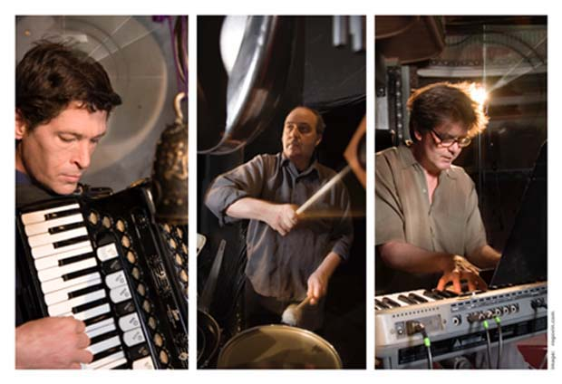 Click to learn about our friends, The Alloy Orchestra.
