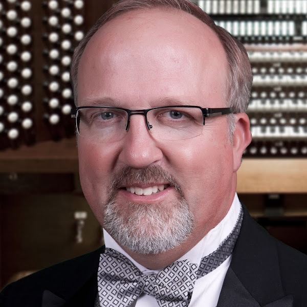 Learn more about our friend, organist Peter Krasinski.