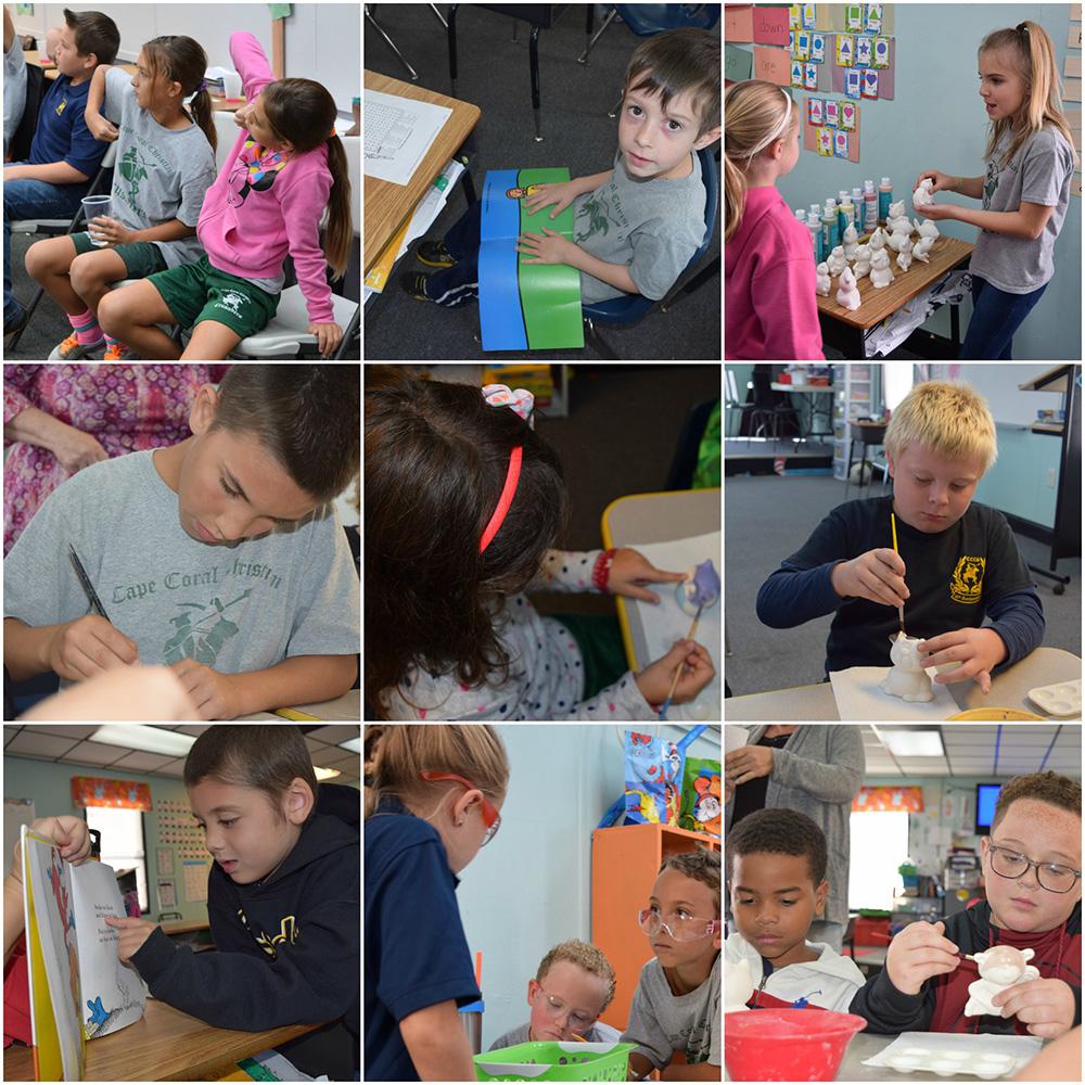 private school in Cape Coral emphasizes the arts