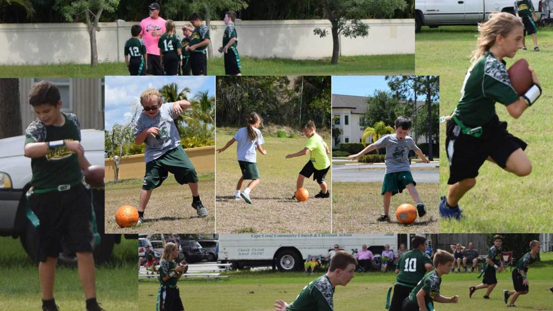 Sports at our Cape Coral private school