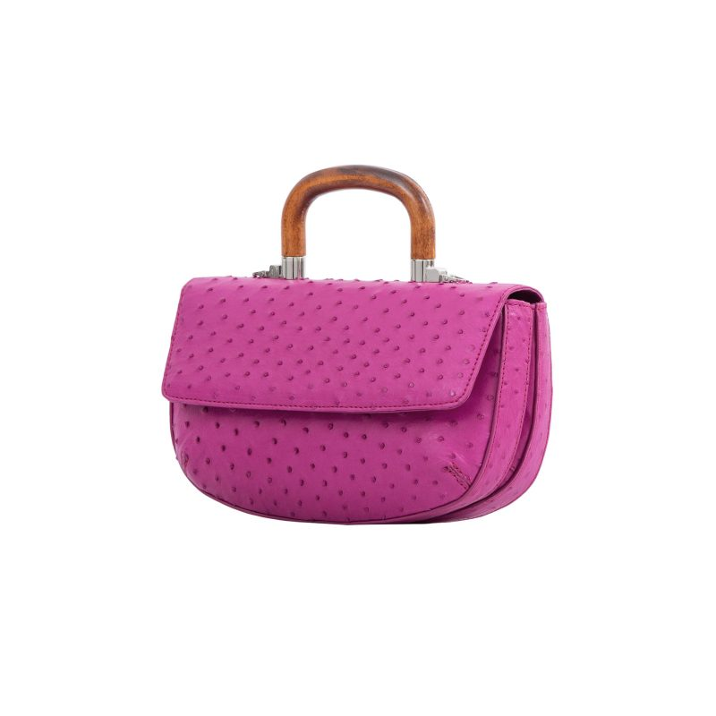 Picco in Orchid Ostrich 2