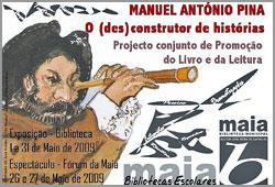 Manuel António Pina - Maia
