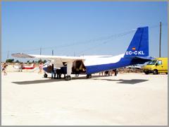 Aeródromo da Dragoa - Sabugal
