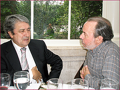Pinto Monteiro e Adérito Tavares