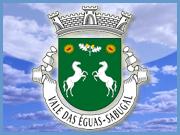 Brasão da Freguesia de Vale das Éguas - Sabugal - Capeia Arraiana (orelha)
