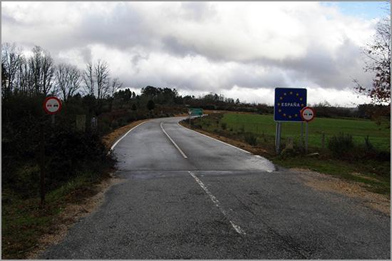 Estrada da Raia - Capeia Arraiana