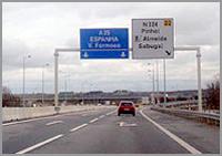 A23 - Saida para o Sabugal