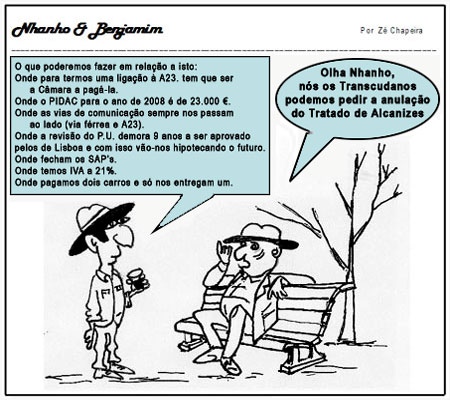 «Nhanho & Benjamim» (25-2-2008)