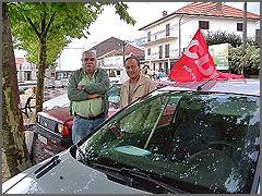 José Manuel Monteiro e João Manata no Soito