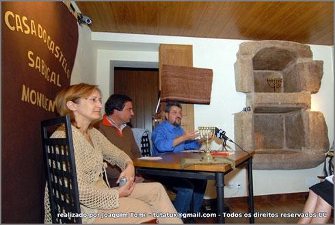 Arca Sagrada - Aron Hakodesh - Casa do Castelo - Sabugal