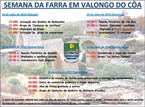 Semana Farra - Valongo Côa