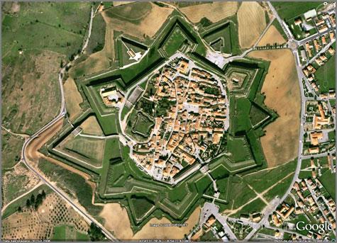 Ruta de los Castillos - Almeida