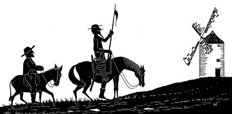 D. Quixote