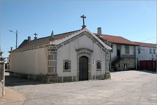 Ermida do Espírito Santo - Lageosa da Raia - Capeia Arraiana