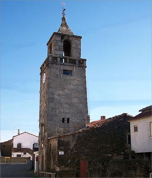 Igreja Matriz da Malcata