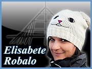 Elisabete Robalo - © Capeia Arraiana (orelha)