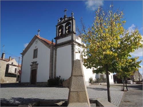 Igreja Matriz da Rapoula do Côa - Capeia Arraiana