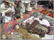 As crianças são as mais inocentes vítimas da guerra