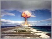Explosão termonuclear