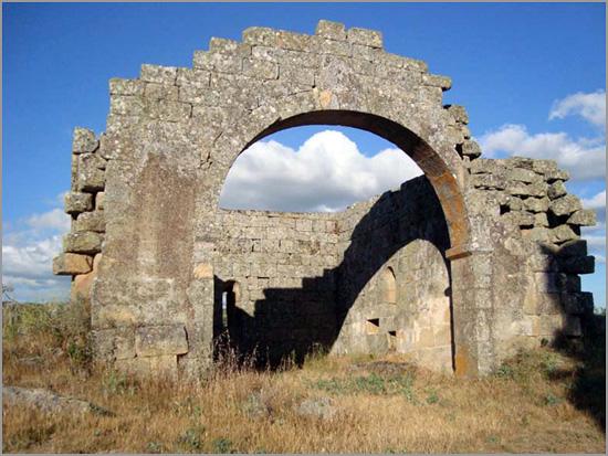 Igreja da Senhora do Castelo - Vilar Maior - Sabugal - Censos 1758 - Capeia Arraiana
