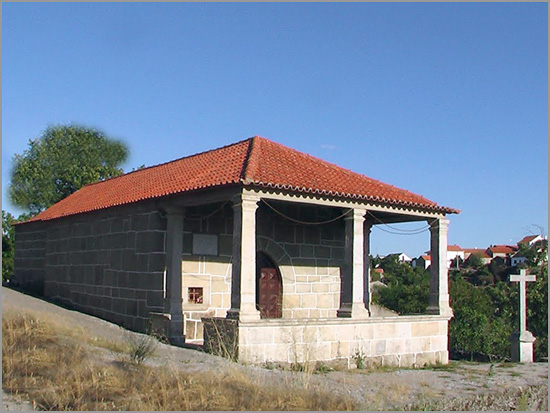 Capela da Senhora do Mercado - Vila do Touro - Sabugal - Censos 1758 - Capeia Arraiana