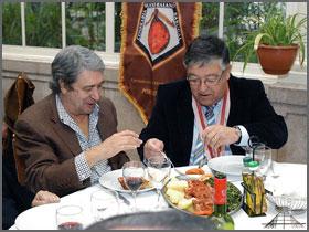 Juiz Conselheiro Pinto Monteiro e General Pina Monteiro