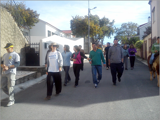8.ª Caminhada do Ozendo - ARCO - Capeia Arraiana